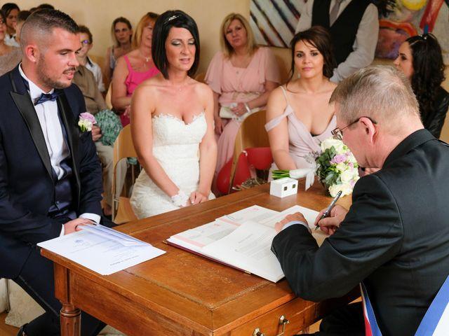 Le mariage de Mathieu et Tiffany à Bailleval, Oise 55