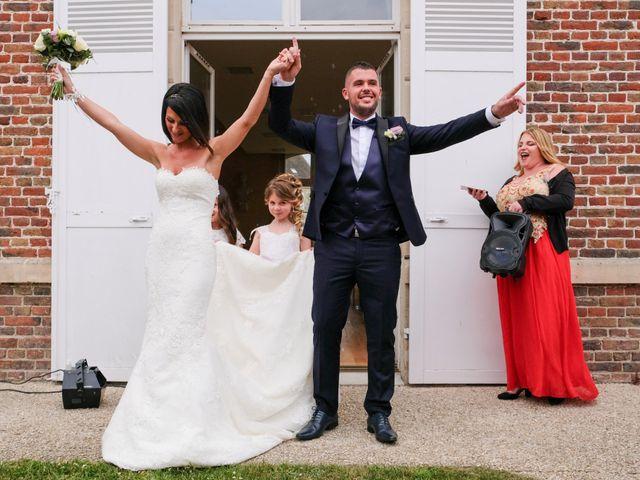 Le mariage de Mathieu et Tiffany à Bailleval, Oise 59
