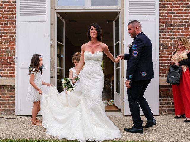 Le mariage de Mathieu et Tiffany à Bailleval, Oise 62