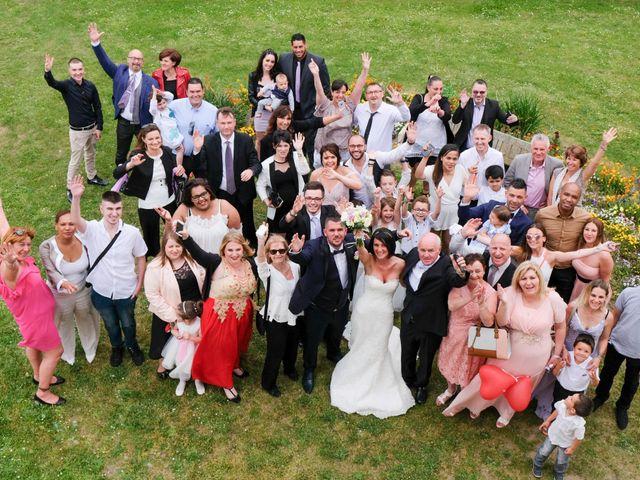 Le mariage de Mathieu et Tiffany à Bailleval, Oise 63