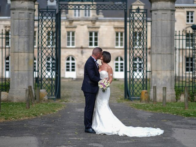 Le mariage de Mathieu et Tiffany à Bailleval, Oise 66