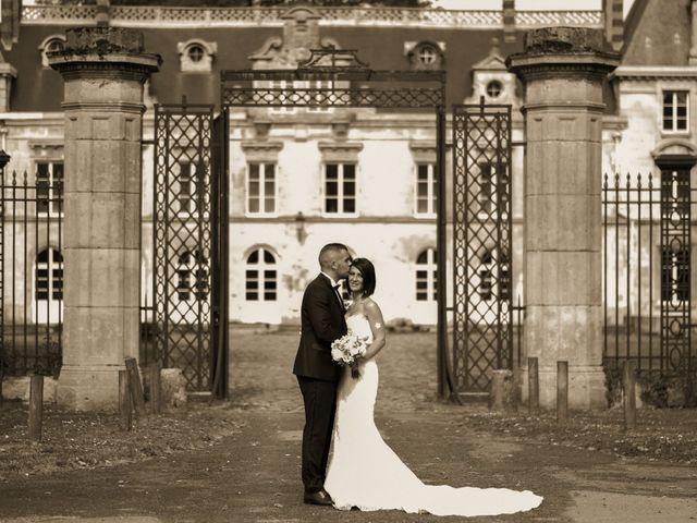Le mariage de Mathieu et Tiffany à Bailleval, Oise 67