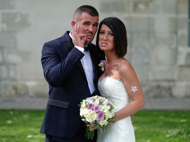 Le mariage de Mathieu et Tiffany à Bailleval, Oise 82