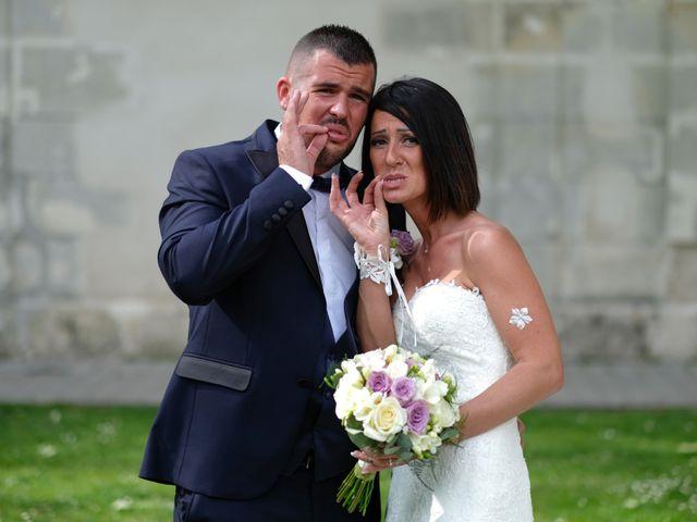 Le mariage de Mathieu et Tiffany à Bailleval, Oise 83