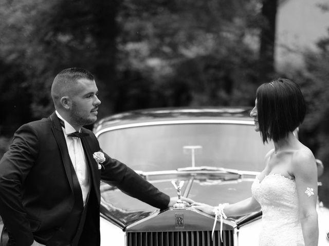 Le mariage de Mathieu et Tiffany à Bailleval, Oise 89