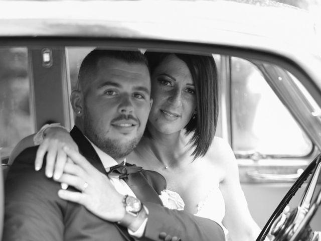 Le mariage de Mathieu et Tiffany à Bailleval, Oise 93