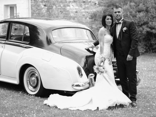 Le mariage de Mathieu et Tiffany à Bailleval, Oise 95