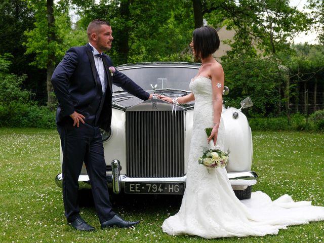 Le mariage de Mathieu et Tiffany à Bailleval, Oise 97