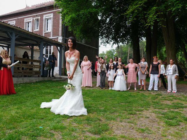 Le mariage de Mathieu et Tiffany à Bailleval, Oise 98