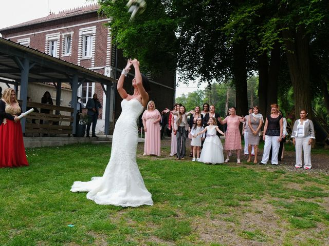 Le mariage de Mathieu et Tiffany à Bailleval, Oise 102