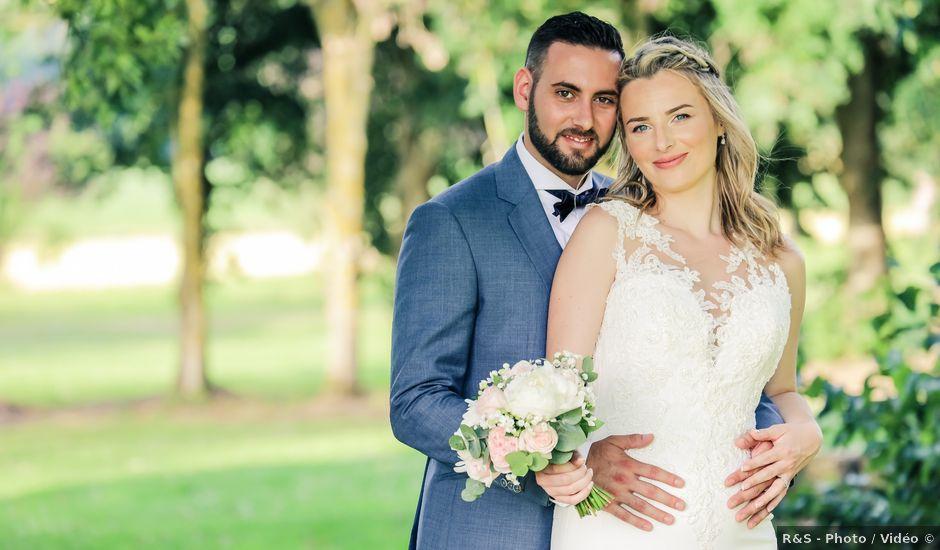 Le mariage de Yoann et Vanessa à Saint-Nom-la-Bretêche, Yvelines