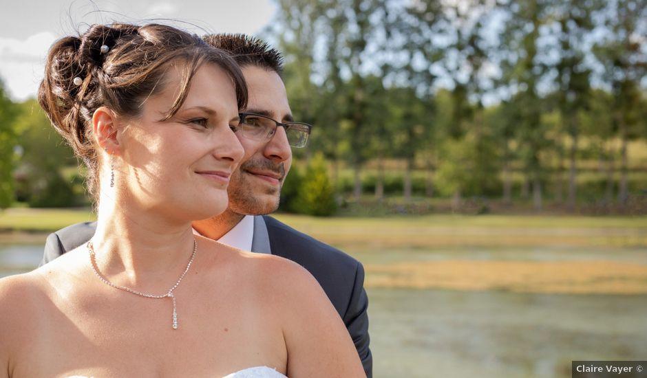 Le mariage de Cédric et Emilie à Châtillon-sur-Cher, Loir-et-Cher