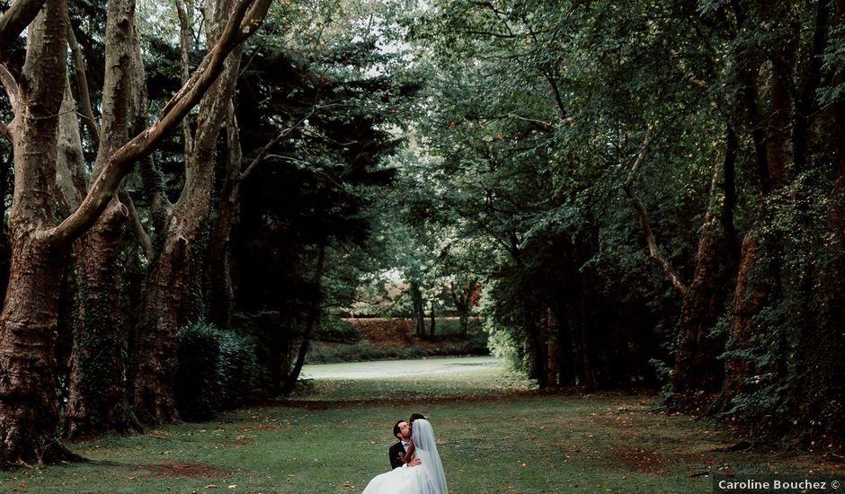 Le mariage de Vincent et Alice à Pont-Saint-Martin, Loire Atlantique