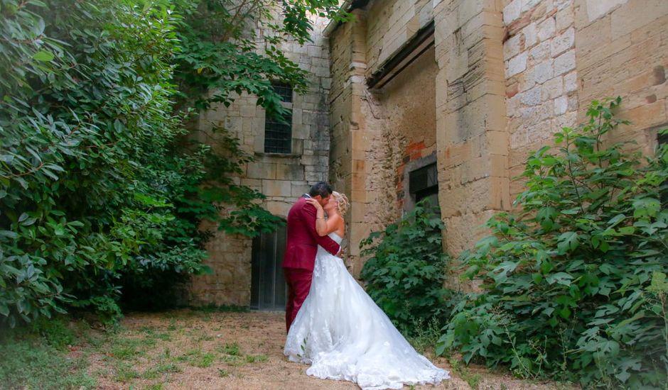 Le mariage de Nicolas et Amandine à Saint-Gilles, Gard