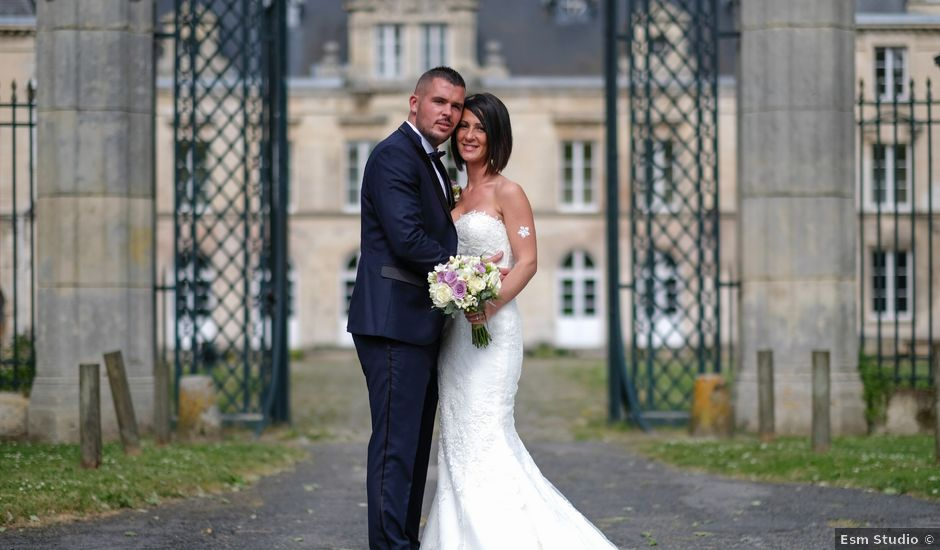 Le mariage de Mathieu et Tiffany à Bailleval, Oise