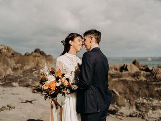 Le mariage de Margaux et Christian