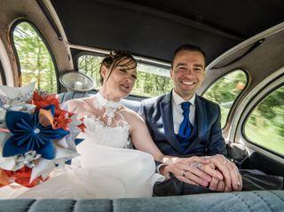 Le mariage de Estelle et Benjamin