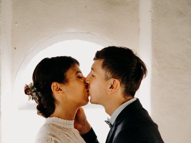 Le mariage de Christian et Margaux à Locquirec, Finistère 4