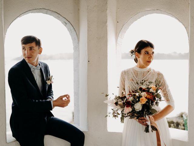 Le mariage de Christian et Margaux à Locquirec, Finistère 6