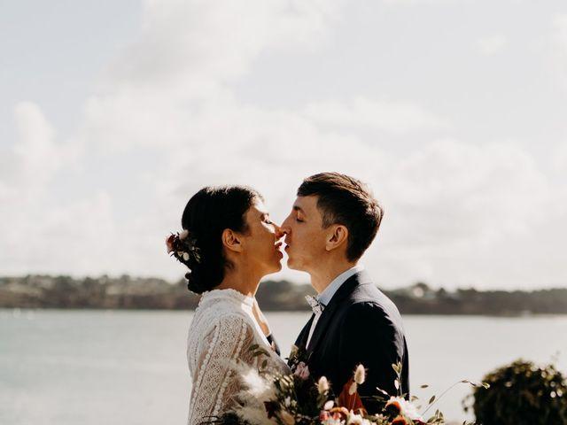 Le mariage de Christian et Margaux à Locquirec, Finistère 9