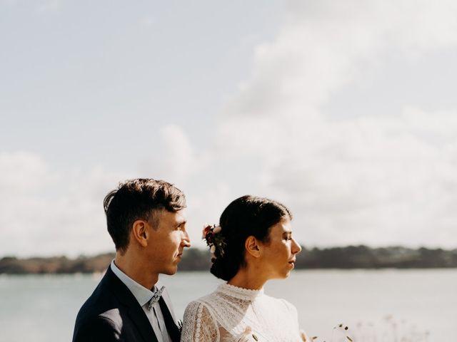 Le mariage de Christian et Margaux à Locquirec, Finistère 11
