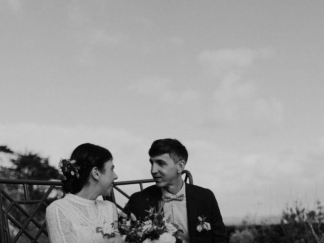 Le mariage de Christian et Margaux à Locquirec, Finistère 15
