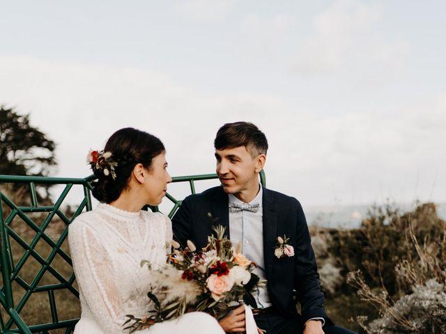 Le mariage de Christian et Margaux à Locquirec, Finistère 17