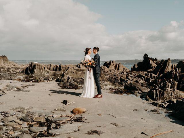 Le mariage de Christian et Margaux à Locquirec, Finistère 19
