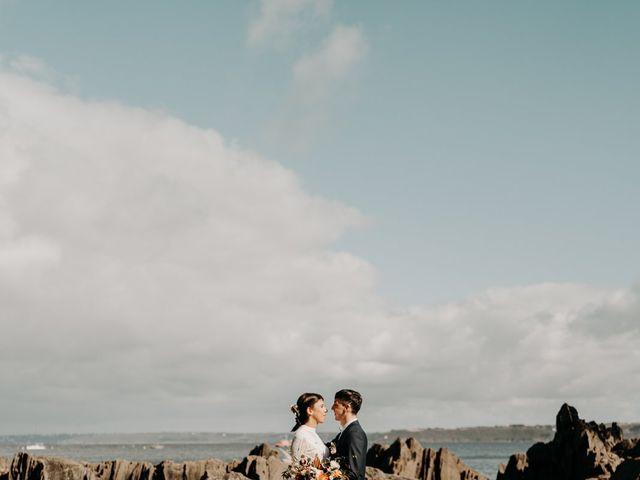 Le mariage de Christian et Margaux à Locquirec, Finistère 20