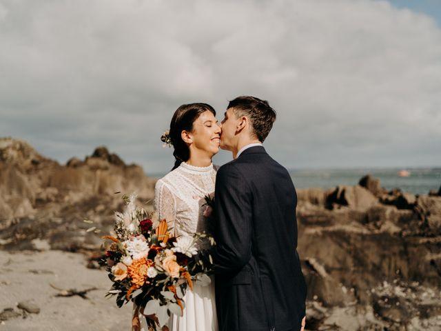 Le mariage de Christian et Margaux à Locquirec, Finistère 21