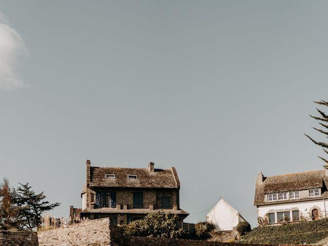 Le mariage de Christian et Margaux à Locquirec, Finistère 22