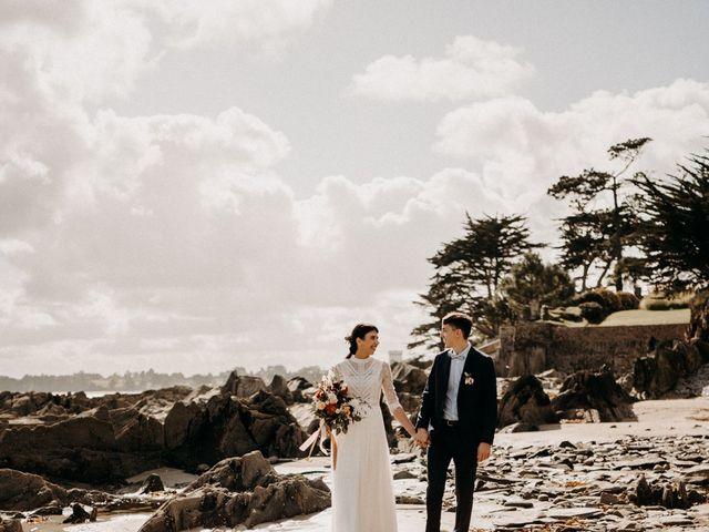 Le mariage de Christian et Margaux à Locquirec, Finistère 23