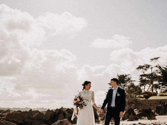 Le mariage de Christian et Margaux à Locquirec, Finistère 24