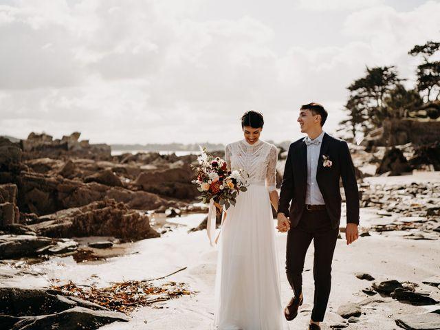 Le mariage de Christian et Margaux à Locquirec, Finistère 26