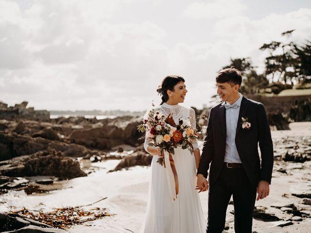 Le mariage de Christian et Margaux à Locquirec, Finistère 27