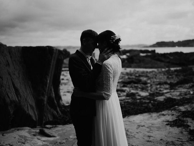 Le mariage de Christian et Margaux à Locquirec, Finistère 58