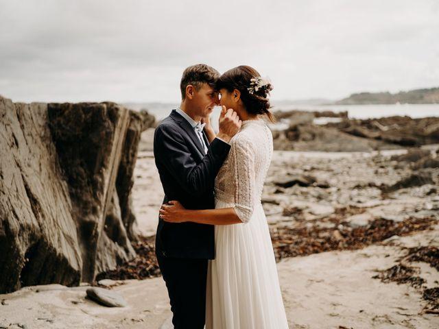 Le mariage de Christian et Margaux à Locquirec, Finistère 59