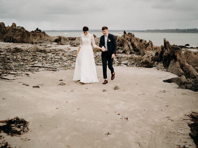 Le mariage de Christian et Margaux à Locquirec, Finistère 63