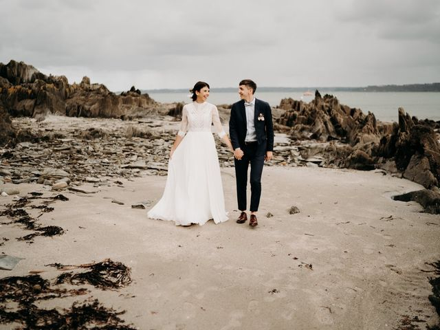 Le mariage de Christian et Margaux à Locquirec, Finistère 64