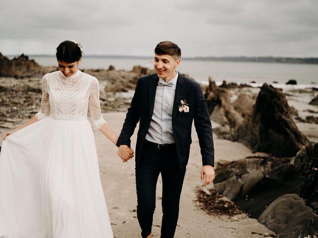 Le mariage de Christian et Margaux à Locquirec, Finistère 65