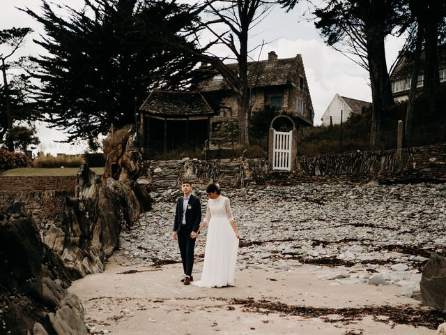 Le mariage de Christian et Margaux à Locquirec, Finistère 66