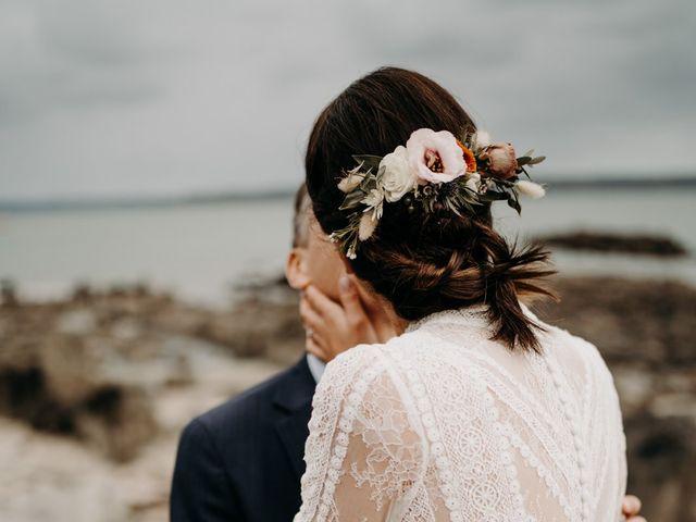 Le mariage de Christian et Margaux à Locquirec, Finistère 67