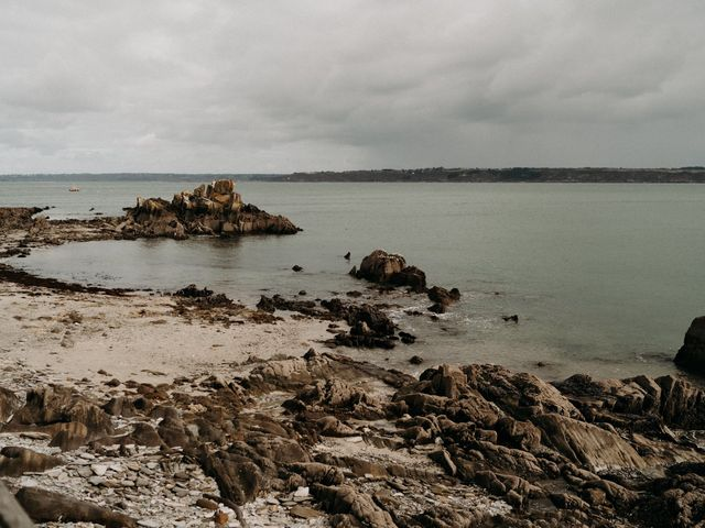 Le mariage de Christian et Margaux à Locquirec, Finistère 69
