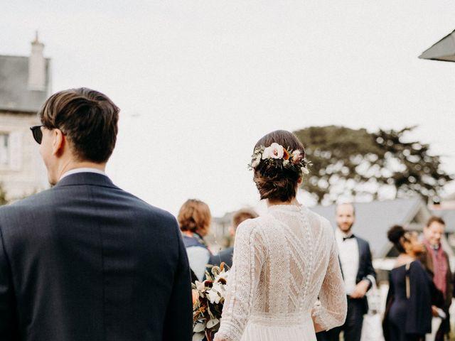 Le mariage de Christian et Margaux à Locquirec, Finistère 74