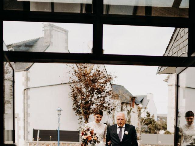 Le mariage de Christian et Margaux à Locquirec, Finistère 77
