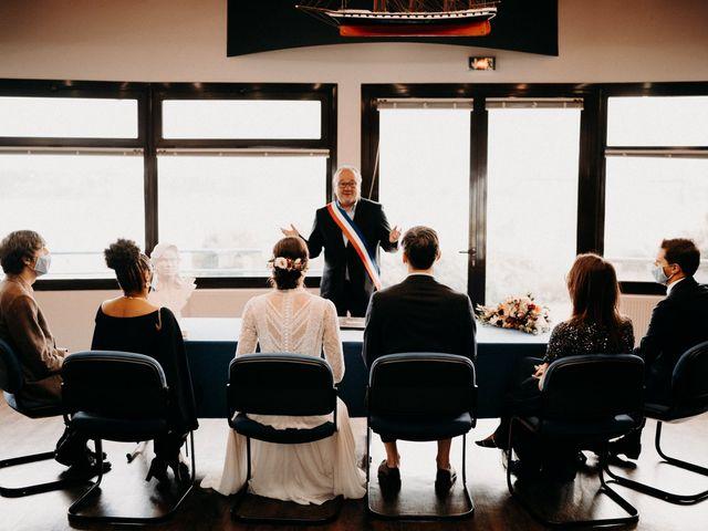 Le mariage de Christian et Margaux à Locquirec, Finistère 81