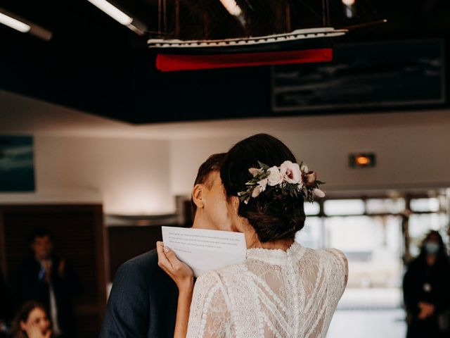 Le mariage de Christian et Margaux à Locquirec, Finistère 89