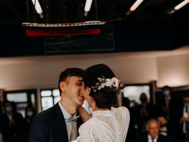 Le mariage de Christian et Margaux à Locquirec, Finistère 91