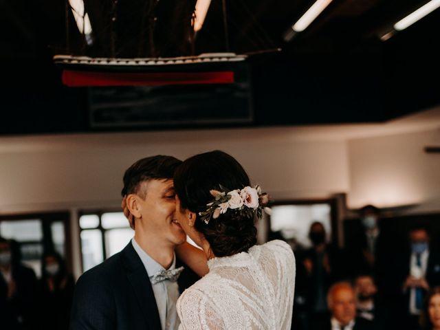 Le mariage de Christian et Margaux à Locquirec, Finistère 92