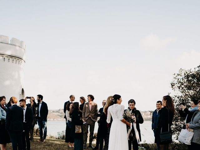 Le mariage de Christian et Margaux à Locquirec, Finistère 110